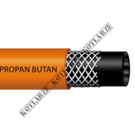 Wąż do gazu PROPAN-BUTAN 9mm / 25m